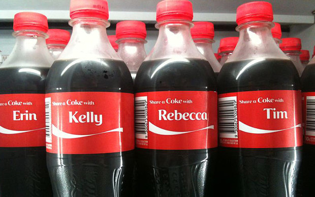 Becoming Donor Centric: Coca-Cola's Mass Personalization