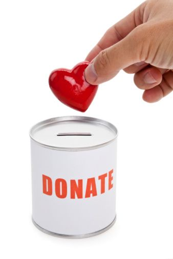 making a donation which nonprofit to choose